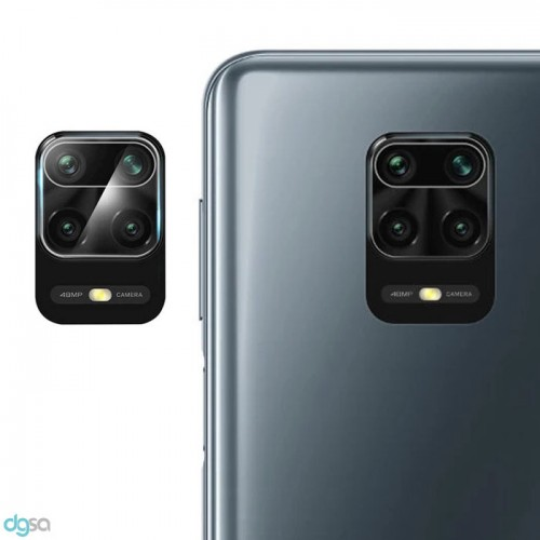 image محافظ لنز دوربین مناسب برای گوشی موبایل شیائومی Redmi Note 9s