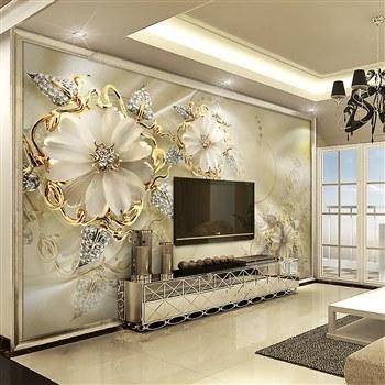 پوستر دیواری سه بعدی بومرنگ کد BW002 | Boomerang BW002 3D Wallpaper