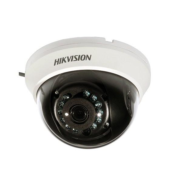 تصویر دوربین مداربسته هایک ویژن (Hikvision) مدل DS-2CE56D0T-IRMM HIKVISION Turbo HD 1080p IR Dome Camera