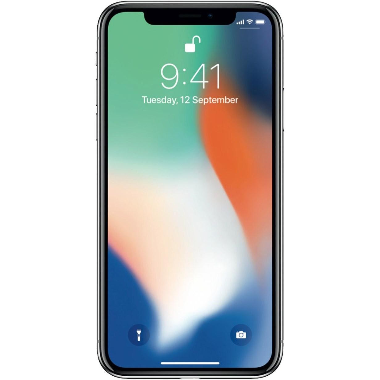 گوشی موبایل اپل مدل iPhone X ظرفیت 256 گیگابایت |