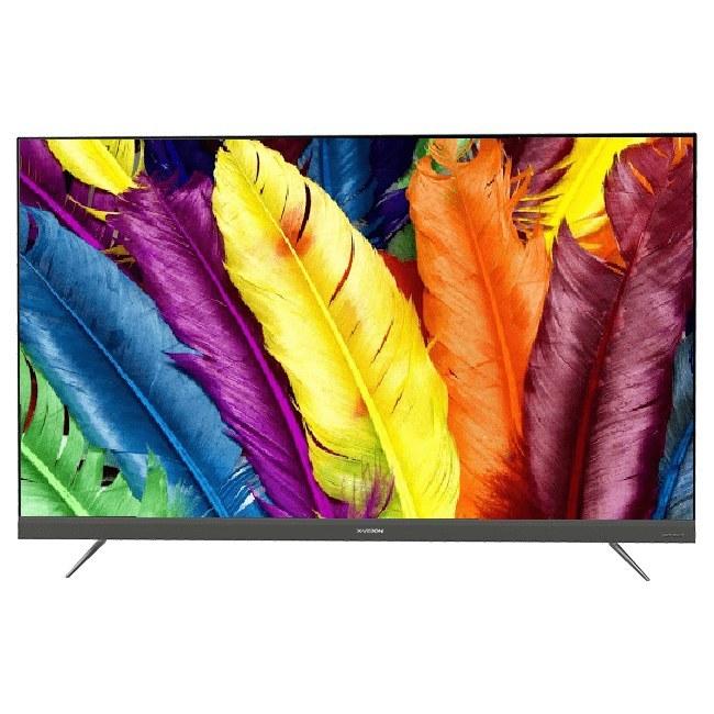 تصویر تلویزیون ال ای دی ایکس ویژن مدل 65XTU835 سایز 65 اینچ