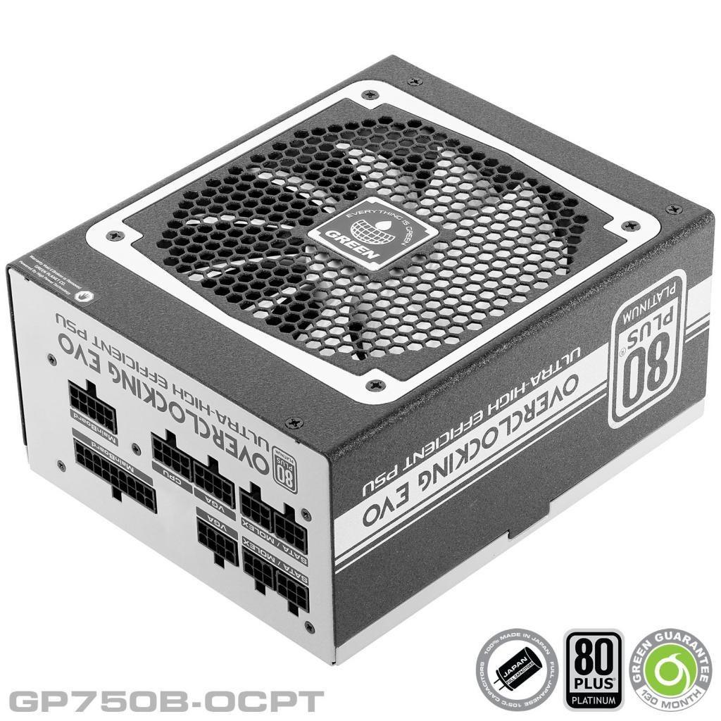 تصویر پاور گرین مدل GP750B-OCPT ا Power Green GP750B-OCPT Power Green GP750B-OCPT