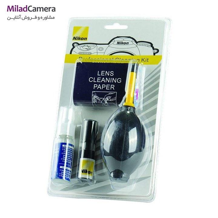 تصویر کیت تمیز کننده دوربین نیکون Nikon Clean Frame Stand