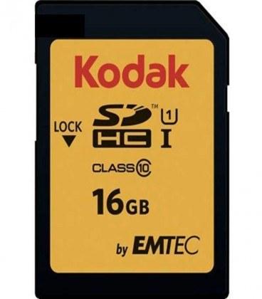 تصویر رم اس دی 16 گیگ Kodak UHS-I U1 Class10