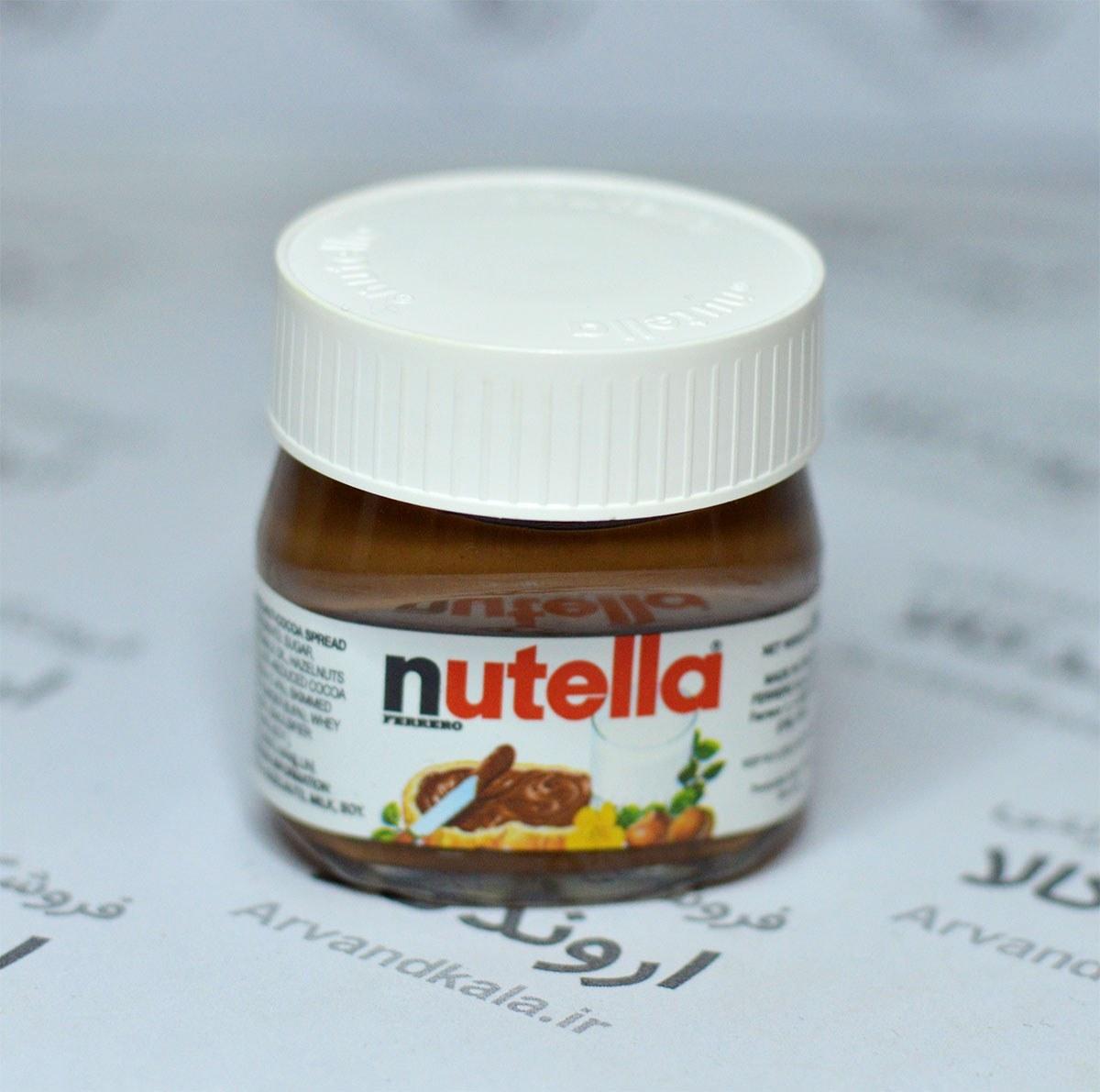 شکلات صبحانه نوتلا ساخت ایتالیا