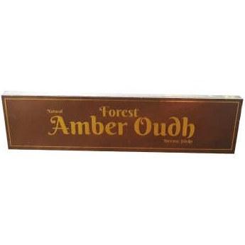 عود فارست مدل Amber Oudh کد 1124   Forest Amber Oudh  1123 Incense Sticks