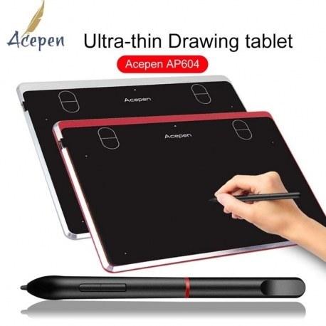 تصویر قلم نوری AP 604 برند Ace pen ویژه تدریس آنلاین