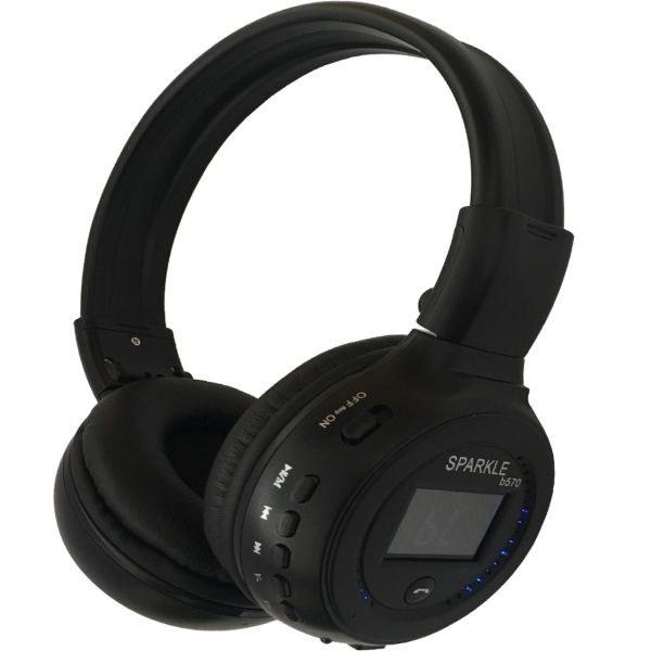 تصویر هدفون بی سیم زیلوت B570 Zealot B570 Wireless Headphone