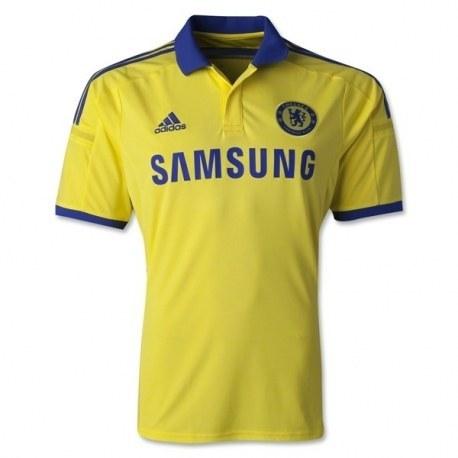 پیراهن دوم چلسی Chelsea 2014-15 Away Soccer Jersey