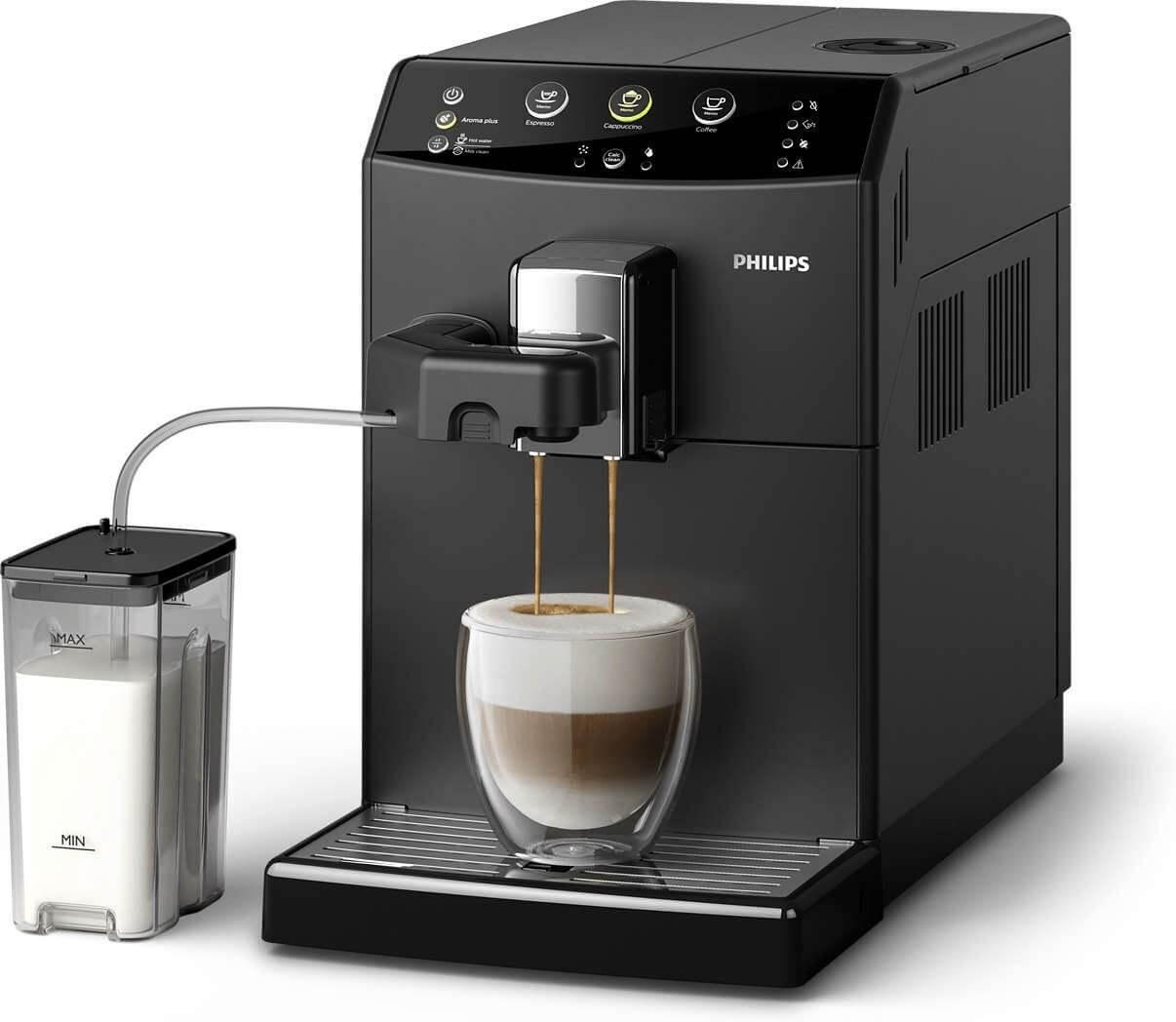 تصویر اسپرسو ساز فیلیپس هلند PHILIPS HD 8829/01 Kaffeevollautomat