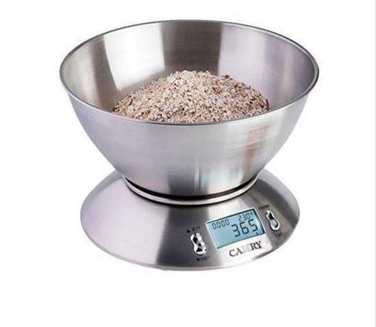 تصویر ترازوی آشپزخانه کمری مدل 4150 Camry Kitchen Scale 4150