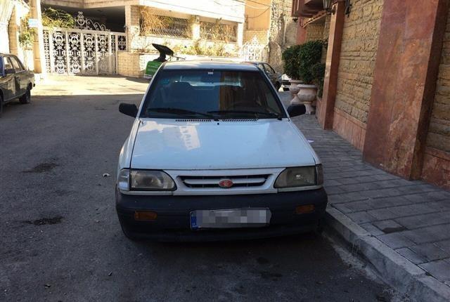 خودرو سایپا، پراید صبا، 1377