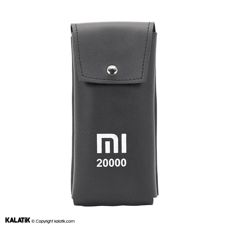 تصویر کیف محافظ مناسب برای پاور بانک شیائومی مدل Redmi PB200LZM ظرفیت 20000 میلی آمپر ساعت Xiaomi Redmi PB200LZM20000 mAh Power Bank Protector Bag
