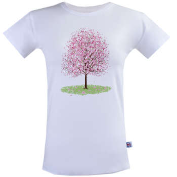 تی شرت زنانه آکو کد SS70  