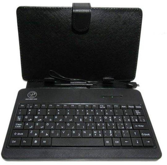 تصویر کیف تبلت ایکس پی 7 اینچ مدل TC1102K کیبرد دار XP TC1102K tablet bag