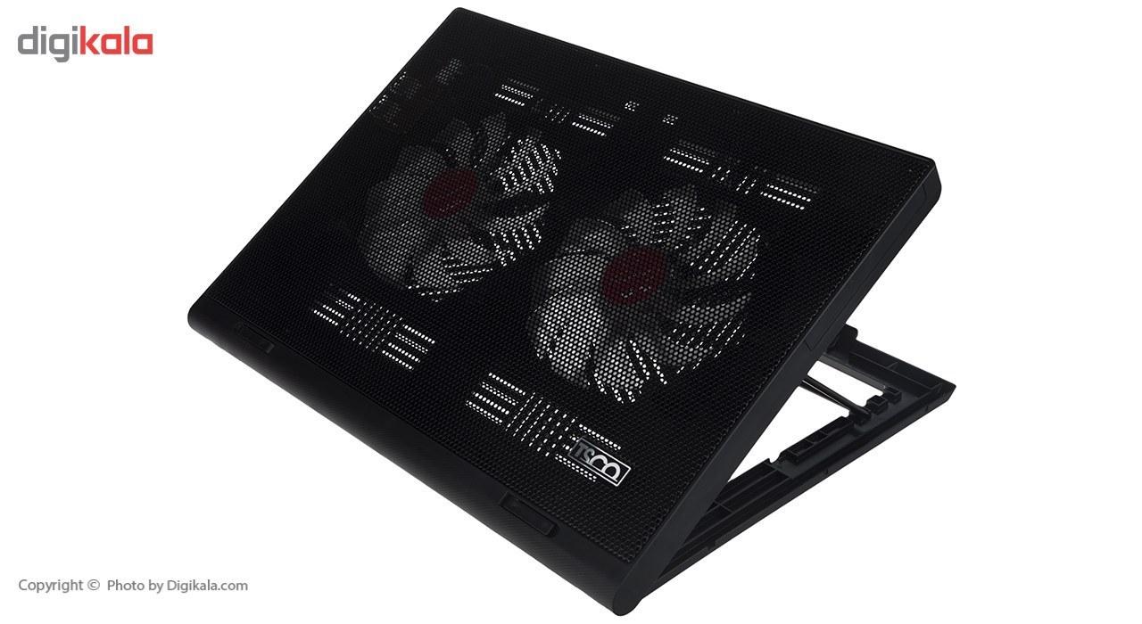 img پایه خنک کننده تسکو مدل TCLP 3106 TSCO TCLP 3106 Coolpad