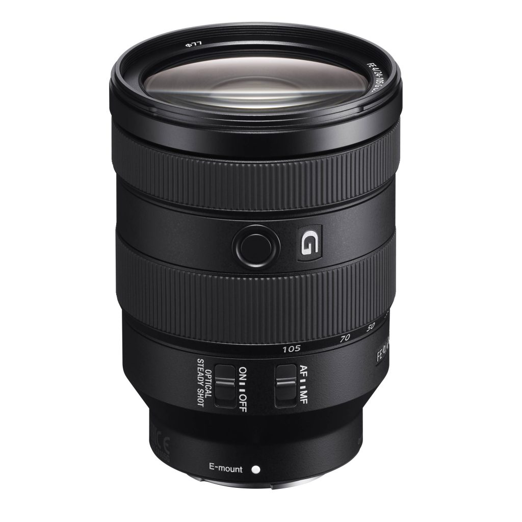 تصویر لنز سونی FE 24-105mm f/4 G OSS Lens