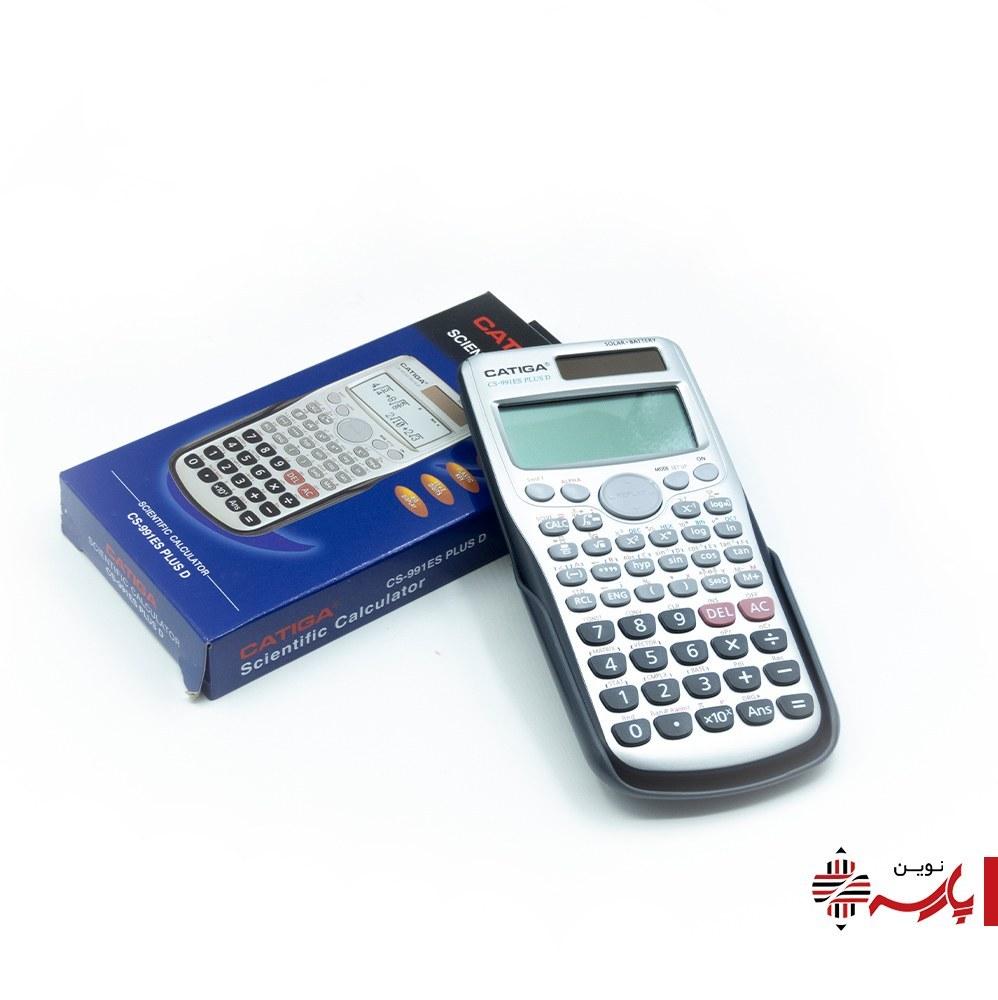 تصویر ماشین حساب مهندسی ES991 پلاس کاتیگا