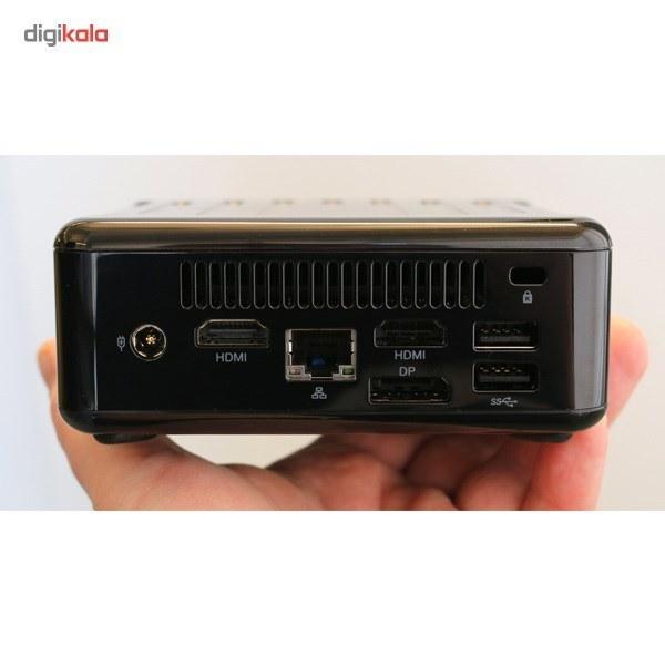 تصویر کامپیوتر کوچک ازراک مدل Beebox 3160 - C ASRock Beebox 3160 - C- Mini PC