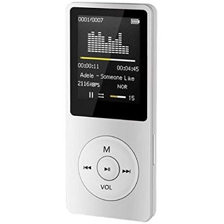 MP3 Player,Vanvler LCD Screen { Portable MP4 Player } FM Radio Video Games Movie Player |