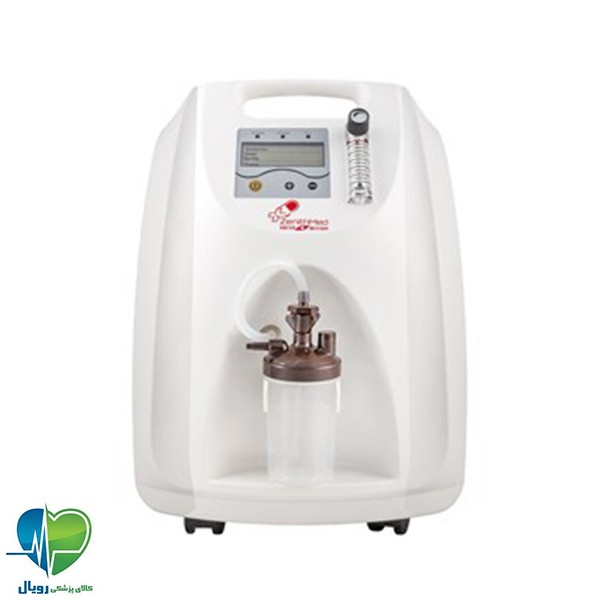 تصویر اکسیژن ساز زنیت مد OC 602 Zenithmed OC 602 oxygen Concentrator