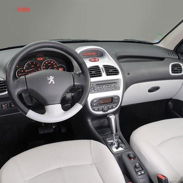 عکس خودرو پژو 206 اسدي وي 8 دنده اي سال 1396 Peugeot 206 SD V8 1396 MT خودرو-پژو-206-اس-دی-وی-8-دنده-ای-سال-1396 30