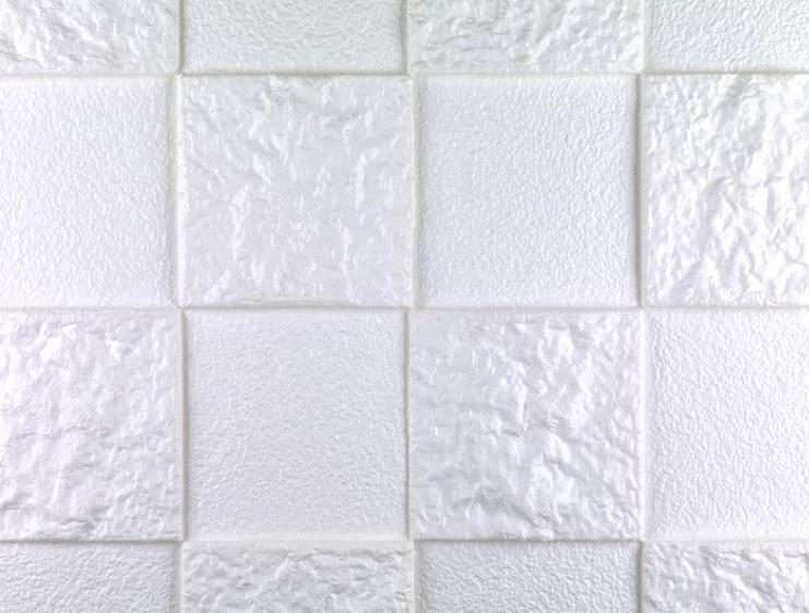دیوارپوش فومی پشت چسبدار طرح سنگ ماسه ای سفید کد S-White