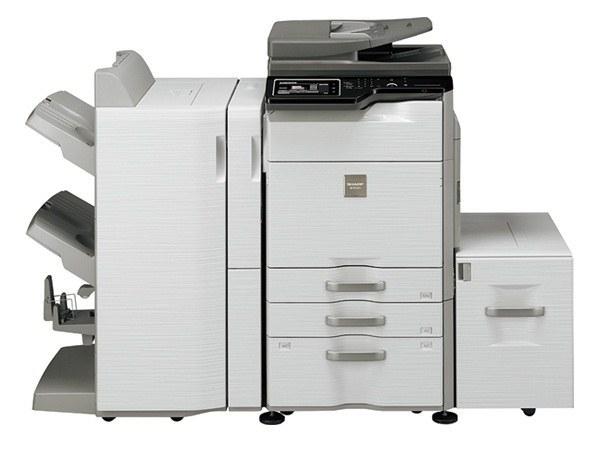 تصویر دستگاه کپی شارپ مدل AR-M۴۶۰N ا SHARP AR-M460N Monochrome Copier Machine SHARP AR-M460N Monochrome Copier Machine