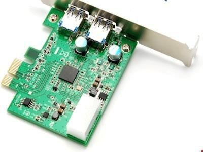 تصویر کارت PCI Express USB 3.0 |کارت USB3.0 | کارت یو اس بی 3