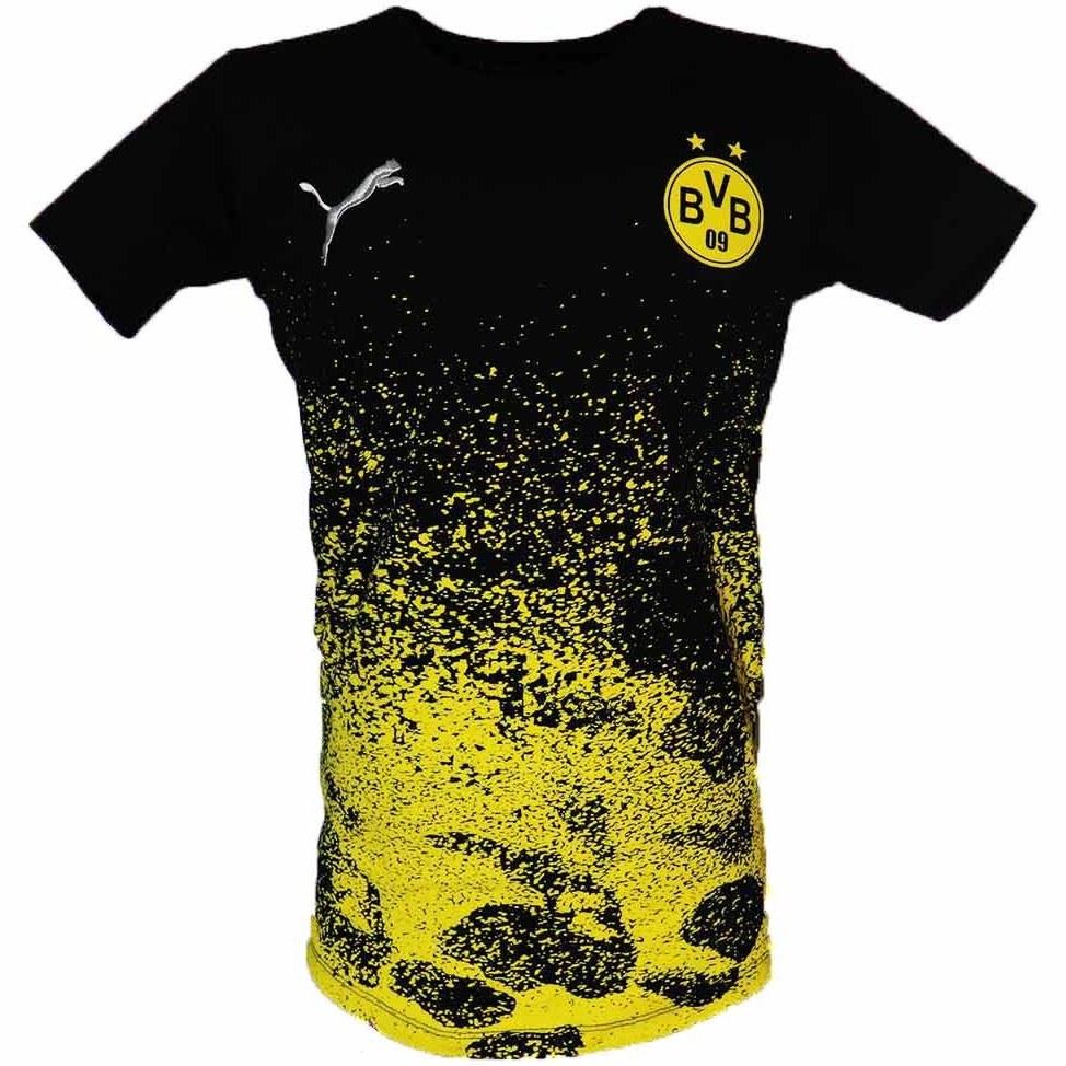 تی شرت آستین کوتاه پنبه مدل BVB |