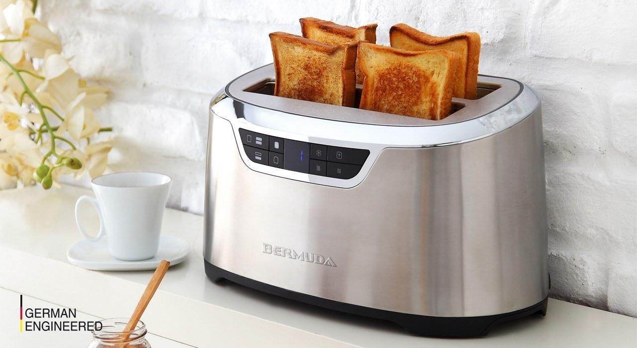تصویر توستر برمودا مدل 75677 Bermuda 75677 Toaster