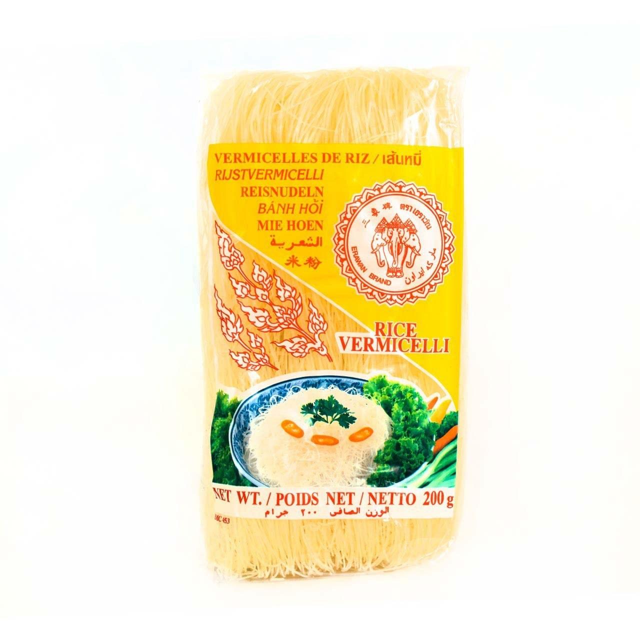 تصویر رشته فالوده (نودل برنج) ۲۰۰ گرم