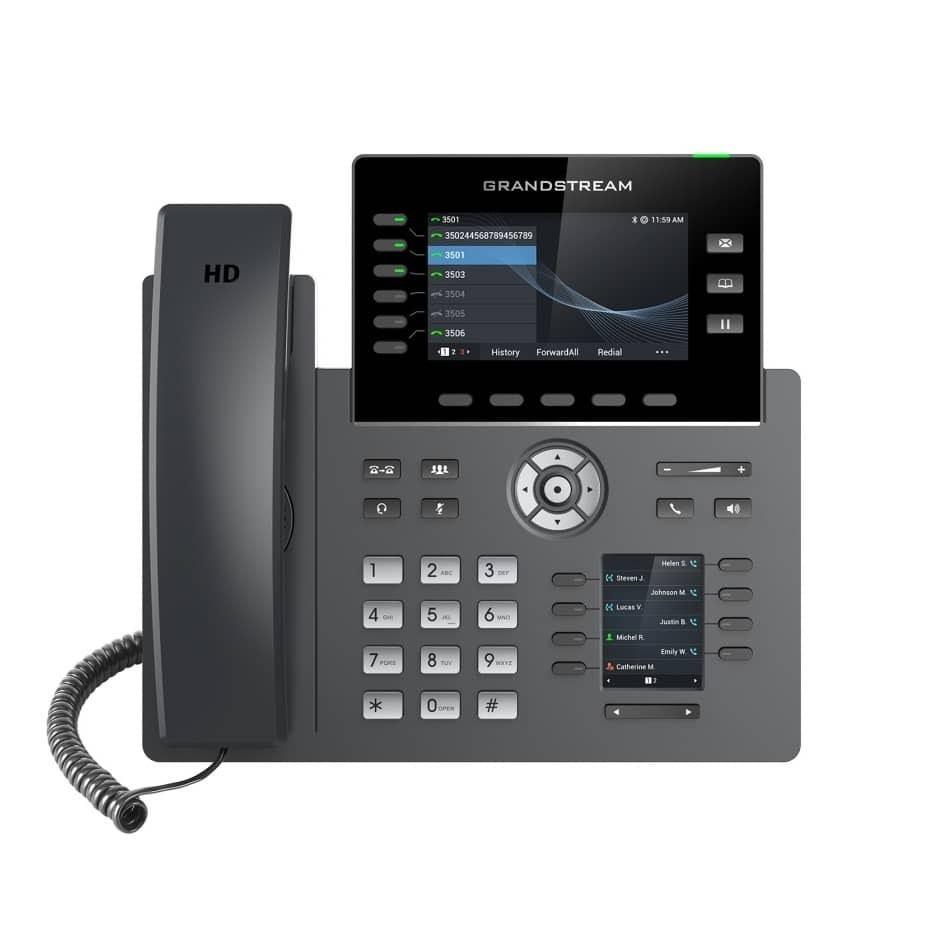 تصویر گوشی تلفن گرنداستریم IP مدل GRP2616