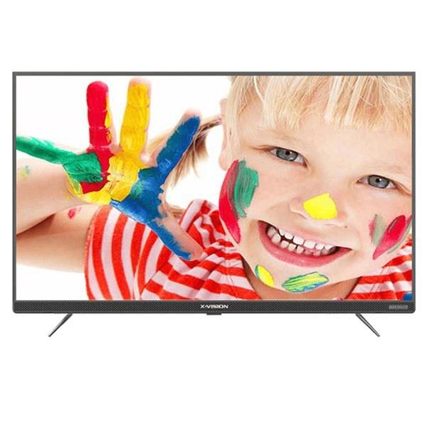 تصویر تلویزیون ال ای دی هوشمند ایکس ویژن مدل 43XT745 سایز 43 اینچ ا X.Vision 43XT745 Smart LED TV 43Inch X.Vision 43XT745 Smart LED TV 43Inch