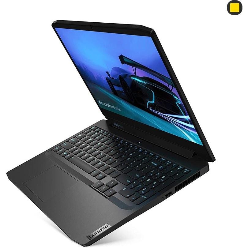 تصویر لپ تاپ گیمینگ لنوو Lenovo IdeaPad Gaming 3 15ARH05 82EY002BUS