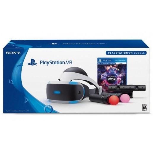 عکس خرید پلی استیشن VR | باندل Camera Playstation VR Camera Bundle خرید-پلی-استیشن-vr-باندل-camera