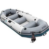 عکس قایق بادی مارینر 4 جدید اینتکس مدل 68376  قایق-بادی-مارینر-4-جدید-اینتکس-مدل-68376
