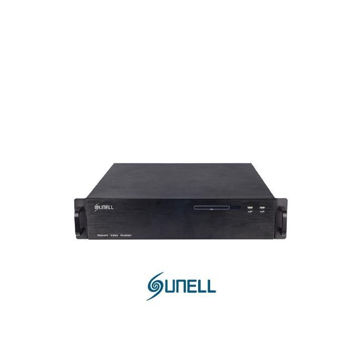 تصویر دستگاه ان وی آر (NVR) سانل مدل SN-NVR2632E8