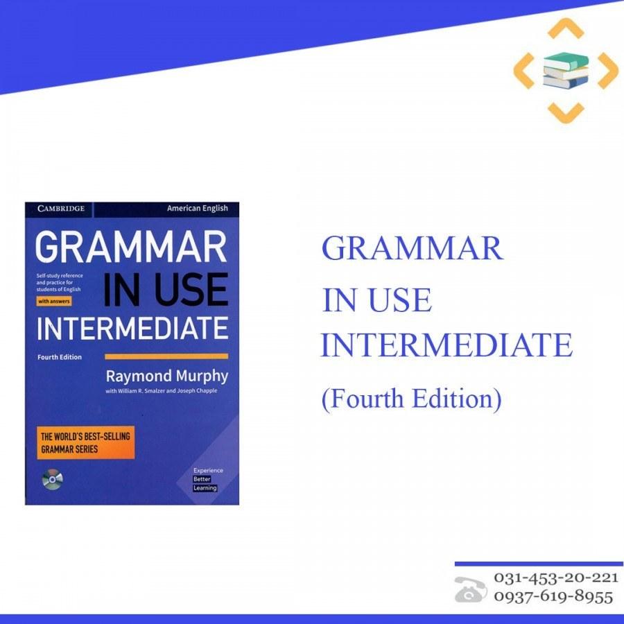 تصویر کتاب زبان Grammar In Use Intermediate Third Edition With MP3 CD North American Grammar In Use Intermediate Third Edition With MP3 CD North American