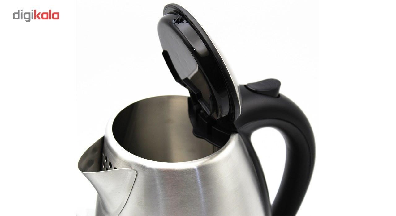 تصویر چای ساز ناسا 2200 وات NS-507 Nasa Tea Maker NS-507 Nasa Tea Maker 2200w