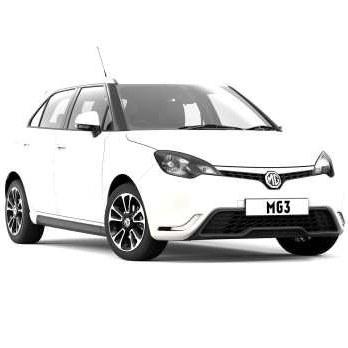 خودرو MG MG3 اتوماتیک سال 2014 | MG MG3 Hatchback 2014 AT