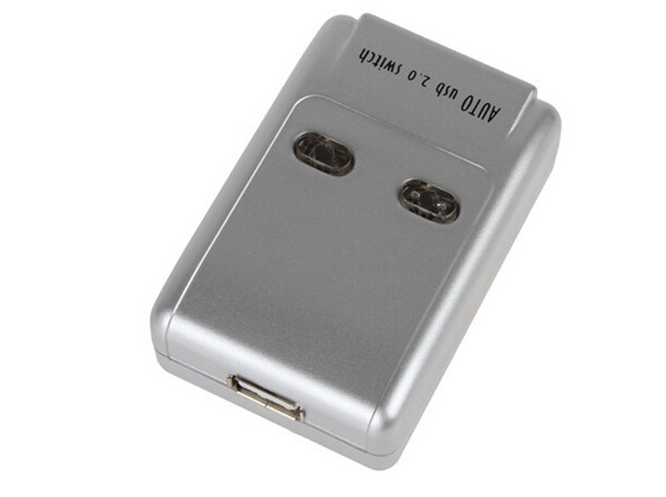 سوئیچ 2 پورت USB پرینتر اتوماتیک (LEMONTECH) |