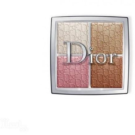 تصویر پالت هایلایتر بک استیج دیور Dior Backstage Glow Palette