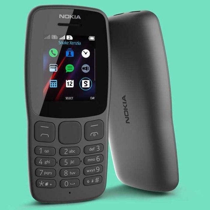 تصویر موبایل نوکیا 106   موبایل نوکیا ساده   موبایل دکمه ای   موبایل ارزان   گوشی ساده   گوشی نوکیا   موبایل