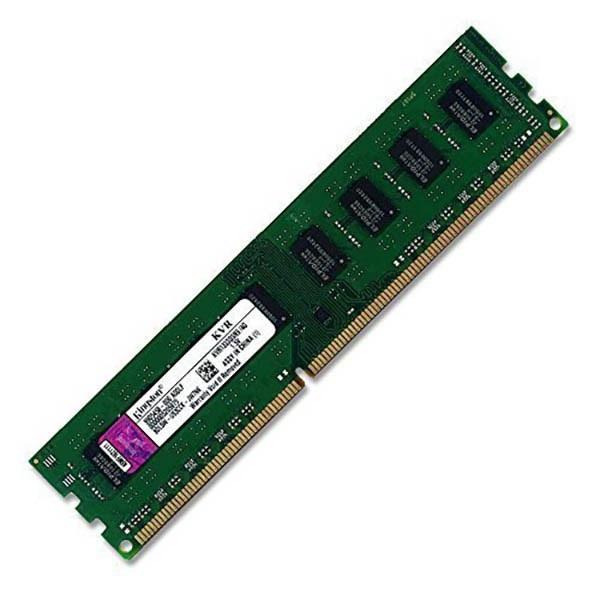 تصویر حافظه رم دسکتاپ کینگستون مدل Kingston 4GB DDR3 1333Mhz