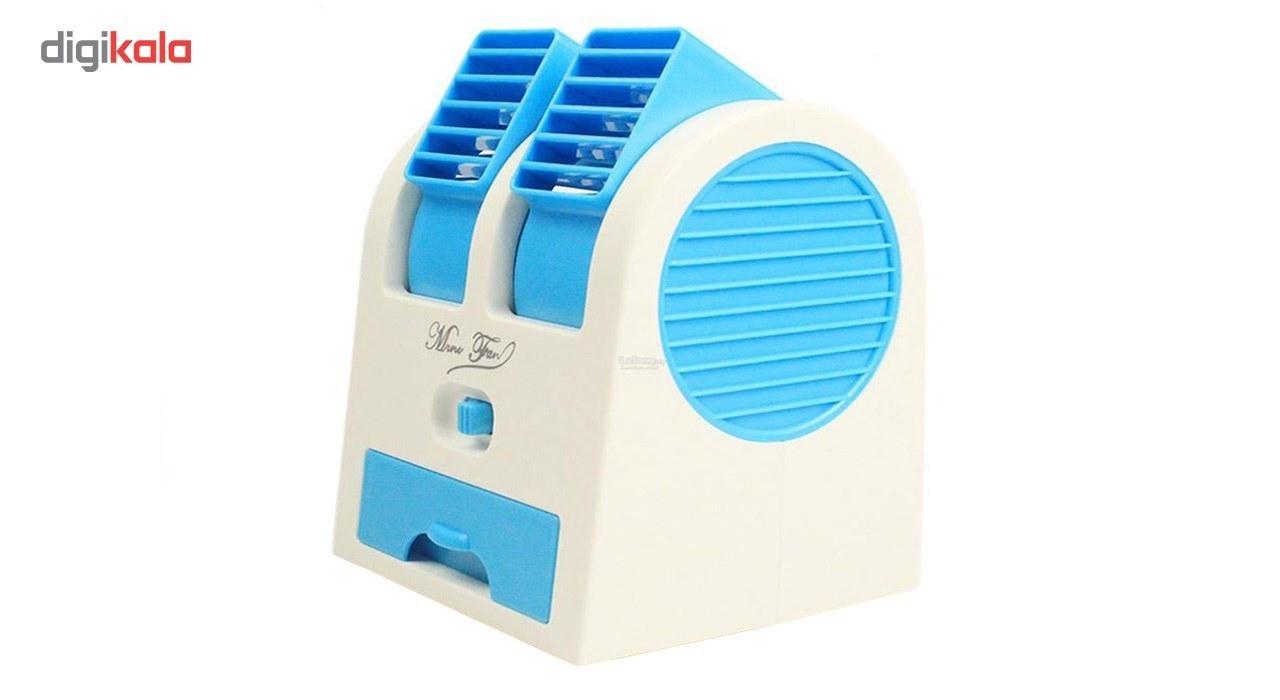 img کولر آبی مینی فن مدل DY-0152 Mini Fan DY-0152 Water Cooler