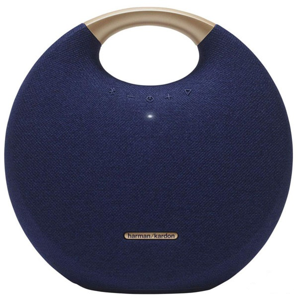 تصویر اسپیکر بلوتوثی قابل حمل هارمن کاردن مدل استودیو ۶ Harman kardon onyx studio ۶ bluetooth wireless speaker