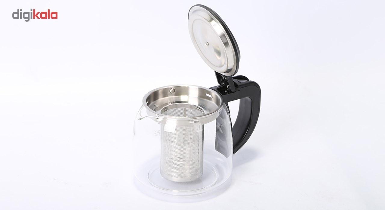 img چای ساز گوسونیک مدل GST-879 Gosonic GST-879 Tea Maker