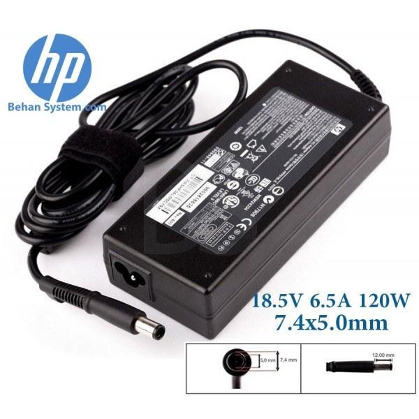 main images شارژر لپ تاپ HP مدل EliteBook 8570P / 8570W (نمونه اصلی دارای شش ماه گارانتی تعویض)