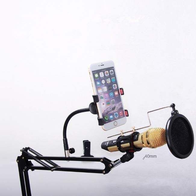استند استودیو ضبط صدا ریمکس REMAX Mobile Recording Studio CK100 | REMAX Mobile Recording Studio CK100